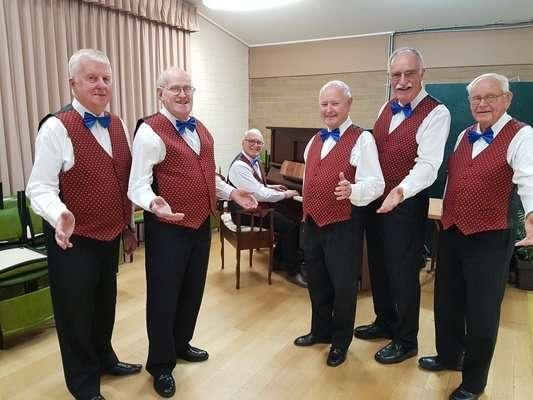 Belmont Rhythmic Singers
