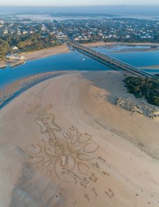Ocean Grove Beach Tribute