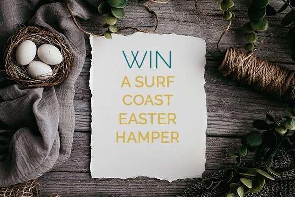 Easter 2021 Surf Coast Easter Hamper